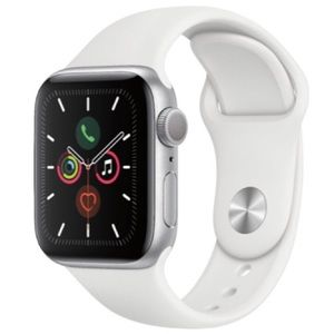 "Apple Watch series 5 ""Silver"""